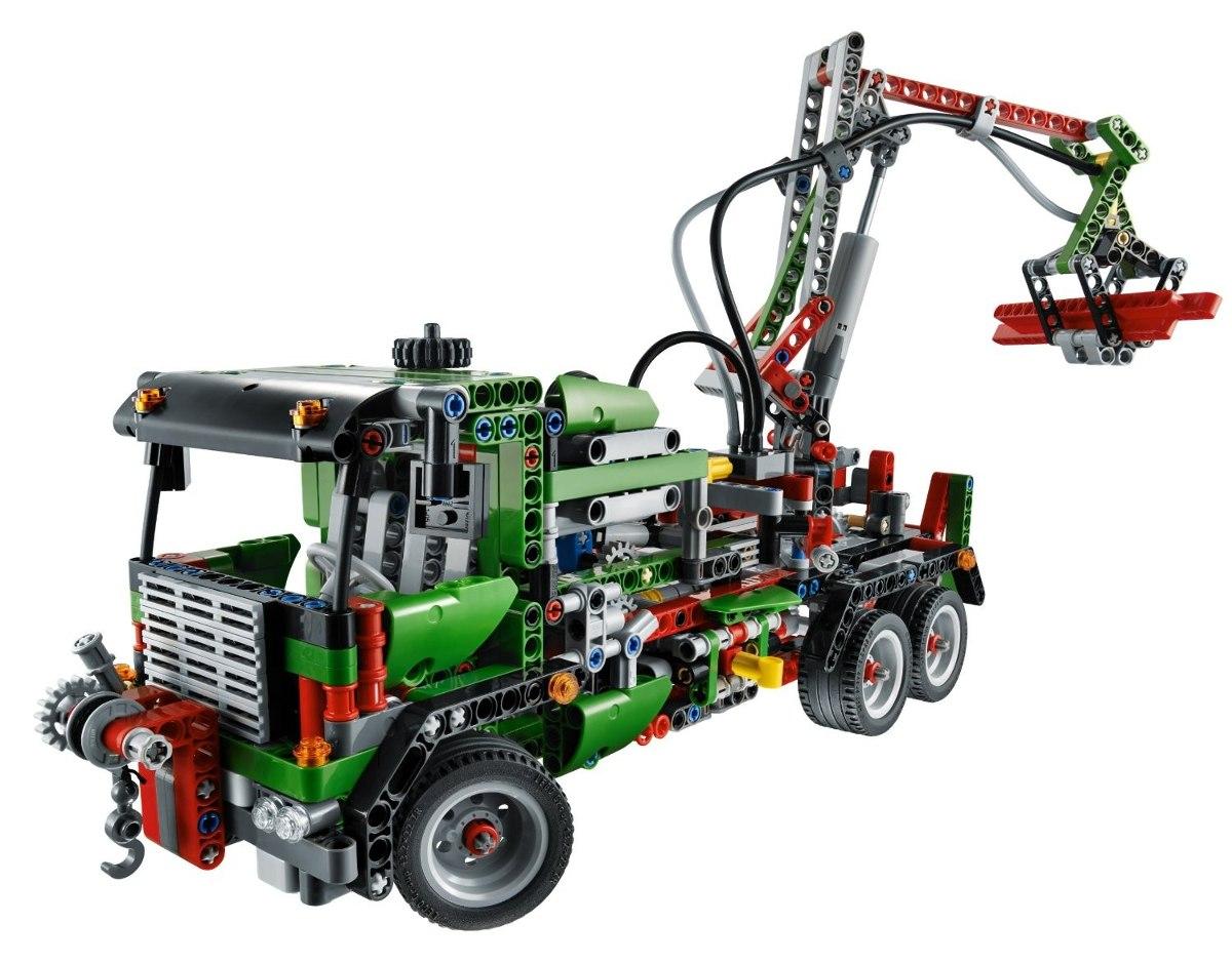 lego technic service truck modelo 42008 6 en. Black Bedroom Furniture Sets. Home Design Ideas