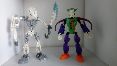 lego tecnic bionicles