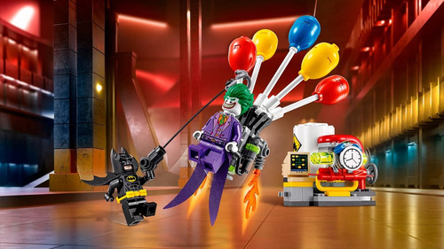 lego the batman movie 70900 the joker balloon nuevo y orig