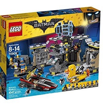 lego the batman movie 70909 batcave break-in nueva y orig