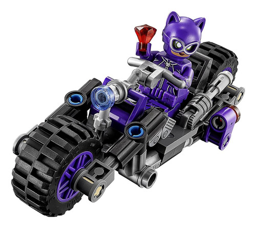 lego the batman movie catwoman catcycle chase 70902 139 pzs