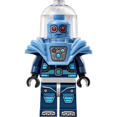lego the batman movie minifigure - mr. freeze  70901