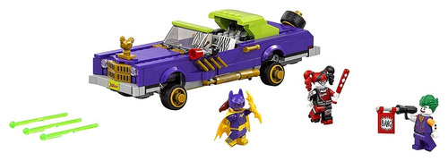 lego the batman movie the joker notorious lowrider 70906