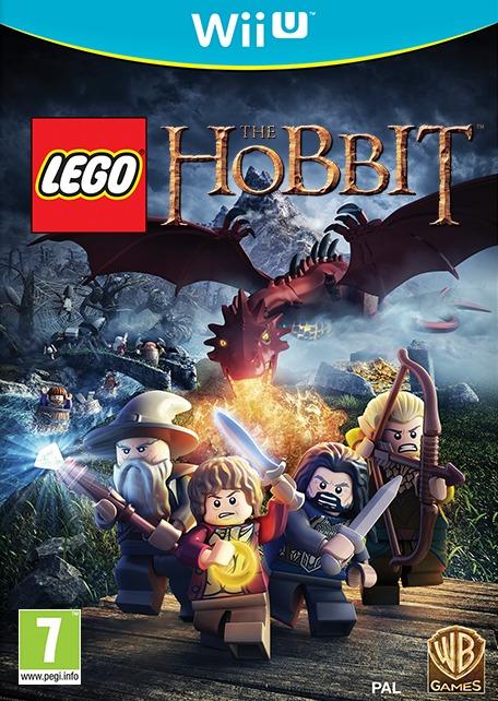 Lego The Hobbit Juegos Wii U Como Nuevo U S 29 00 En