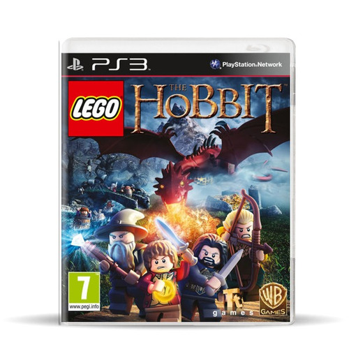 lego the hobbit (nuevo) ps3 físico, macrotec
