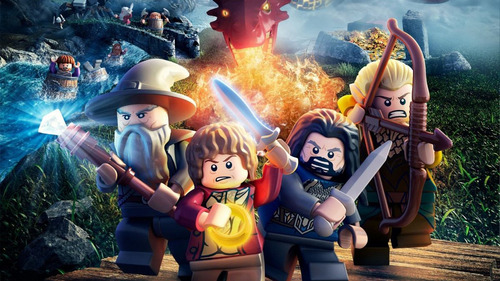 lego the hobbit - playstation 3 - s. g.