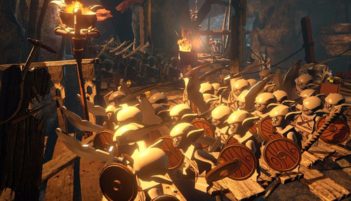 lego the hobbit - playstation 4 ps4