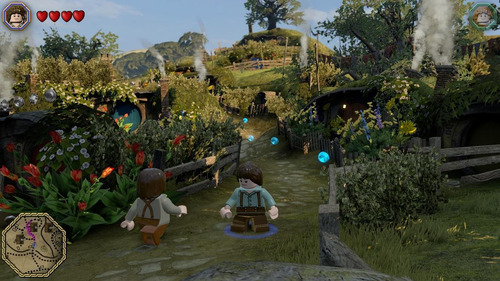 lego the hobbit - xbox one - lacrado