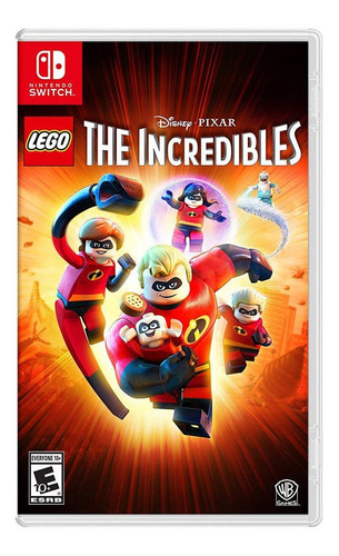 lego the icredibles para nintendo switch