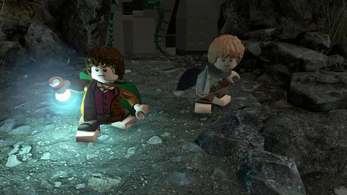 lego ® the lord of the rings juego digital ps3