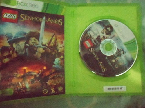 lego the lord the rings xbox 360