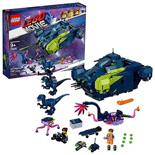 lego the movie 2 rexâs rexplorer! 70835 building kit , new