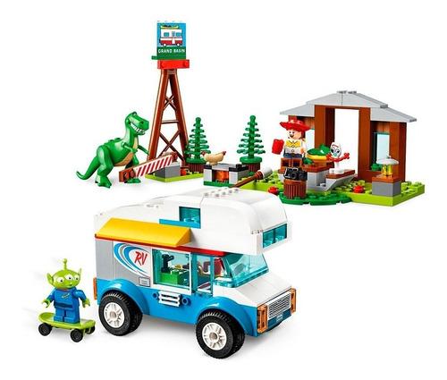 lego toy story 4: vacaciones en autocaravana