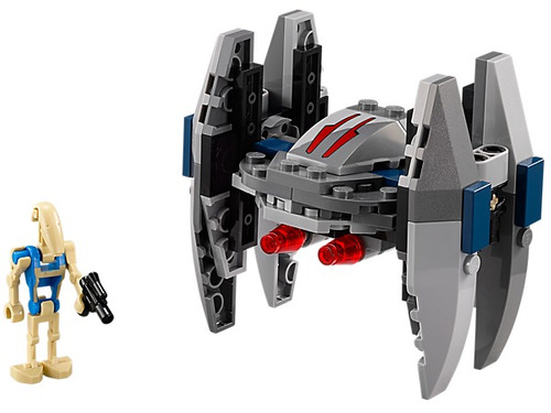 lego vulture droid v39 75073 - star wars