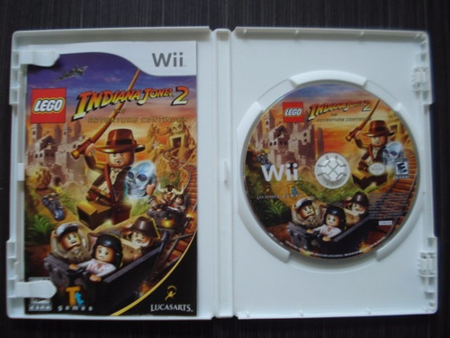 lego wii wii indiana jones