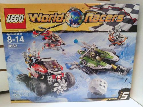 lego world racers 8863 envio gratis todo pais