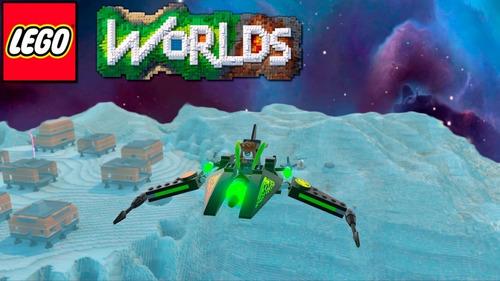lego worlds para nintendo switch