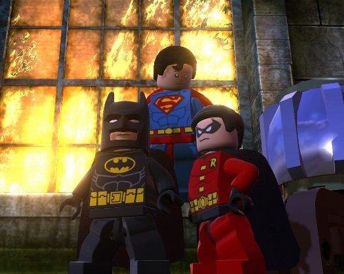 legobatman2 dc super heroes nintendo wii