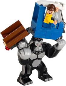 Grodd 76026 De Legos Lego Dc Gorila Locura Juguetes La Comic LAR53j4q
