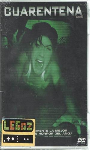 legoz zqz cuarentena- dvd-sellado ref - 903