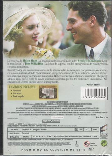 legoz zqz dvd - a good woman - sellado - ref- 188
