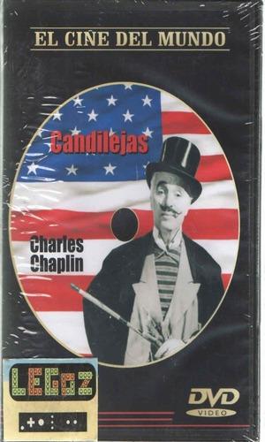 legoz zqz dvd candilejas - disco fisico ref - 496