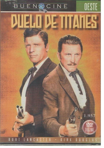 legoz zqz dvd - duelo de titanes - sellado - ref- 881