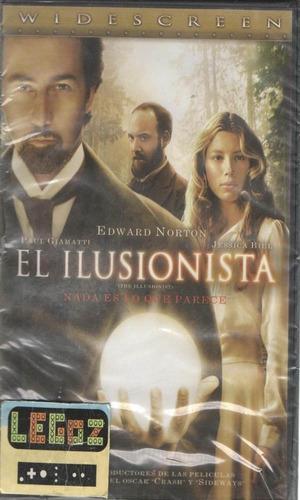 legoz zqz dvd el ilusionista - disco sellado - ref 222