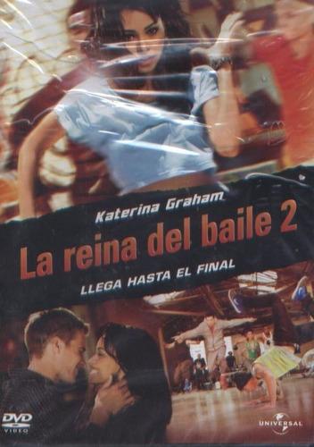 legoz zqz dvd - la reina del baile 2 - sellado - ref- 1098