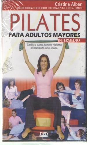 legoz zqz dvd pilates para adultos mayores -fisico -ref 894