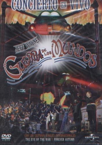 legoz zqz guerra de los mundos- dvd - sellado - ref 1087