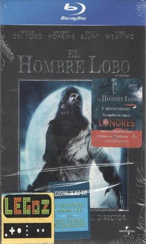 legoz zqz hombre lobo - bray disco fisico sellado ref - 166