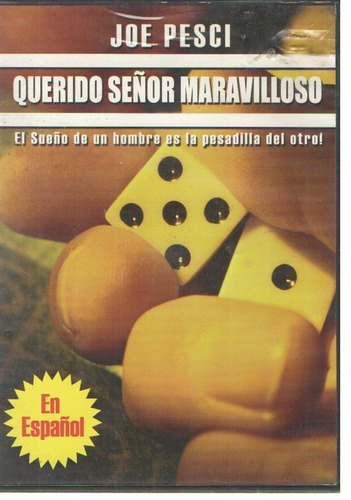 legoz zqz querido senor maravilloso-dvd sellado ref 948