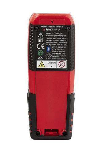 leica disto d1 distanciometro laser 130 pies con bluetooth