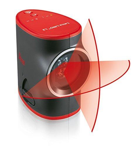leica lino l2 nivel láser de nivelación automática con puls
