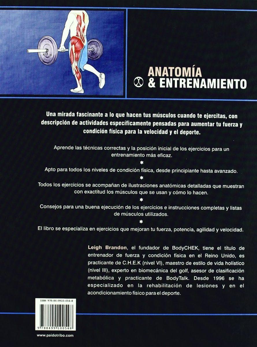 Leigh Brandon - Anatomía & Entrenamiento (nuevo) - $ 1.400,00 en ...