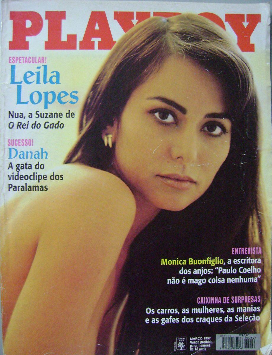 lopes nua Leila