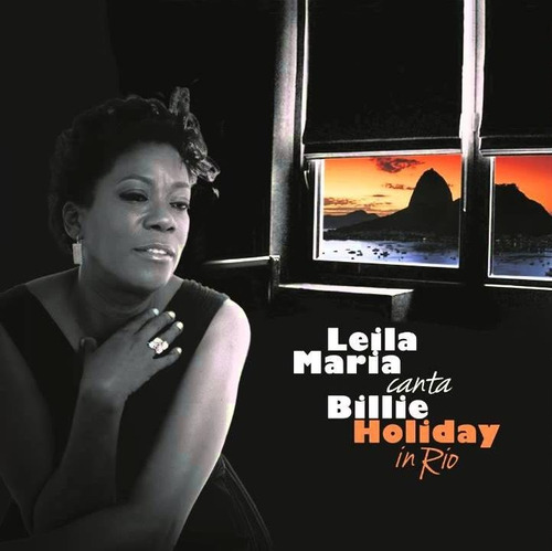 leila maria canta billie holiday in rio - cd - novo