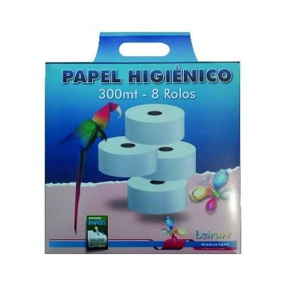 leiraw papel higiênico big roll 300mt