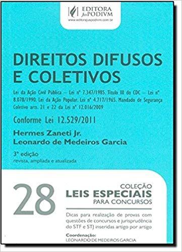 0a2a6dc8089 Leis Especiais Para Concursos - V. 28 - Hermes Zaneti Jr. - R  15