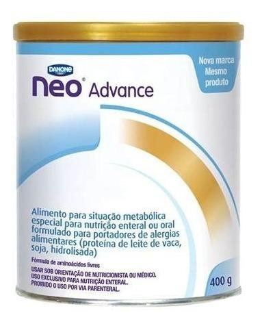 leite em pó infantil danone neo advance lata 400g