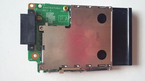 leitor adaptador pcmcia notebook hp pavillion dv6000