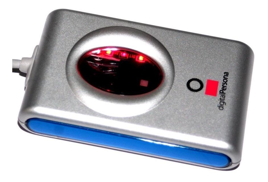 9c9fc4c64 Leitor Biométrico Digital Persona U Are U 4000b Original - R$ 328,00 ...