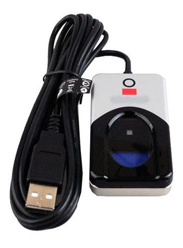 leitor biométrico digital persona u are u 4500 original 12x