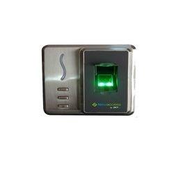 leitor biométrico e cartões sf 101
