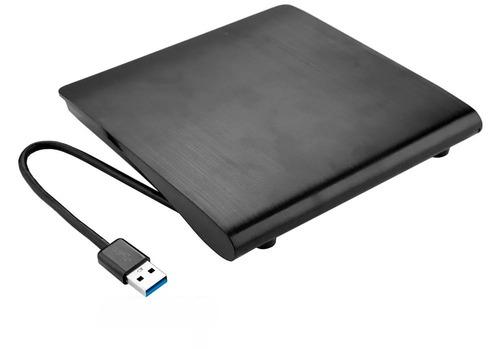 leitor bluray e gravador dvd cd externo usb3.0 sony com case