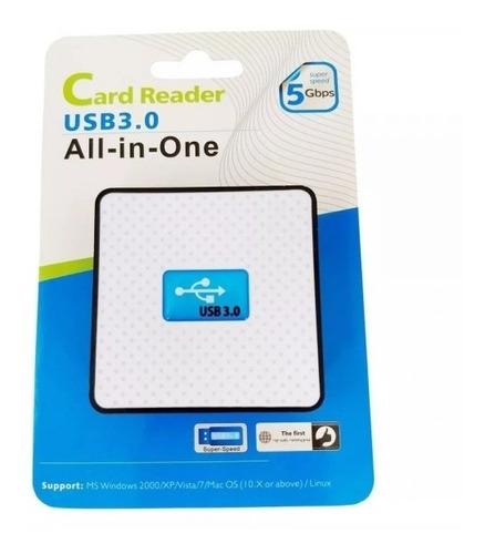 leitor cartão de memória usb 3.0 externo jc-lt3.0