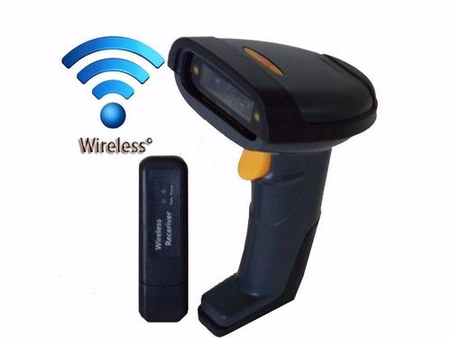 leitor código barras wifi s fio wireless melhor preço novo