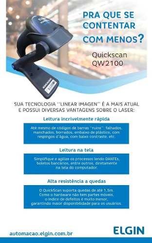 Resultado de imagem para banner LEITOR DE CÓDIGO DE BARRAS QUICKSCAN LITE QW2100