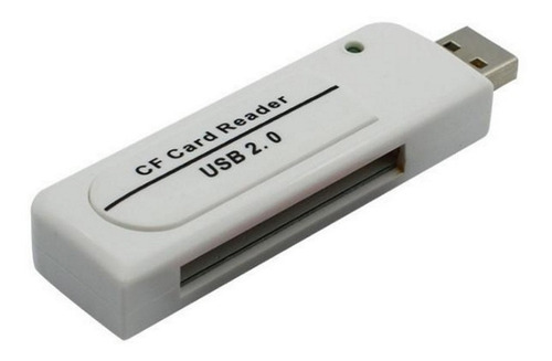 leitor compact flash usb para uso no computador - fanuc romi